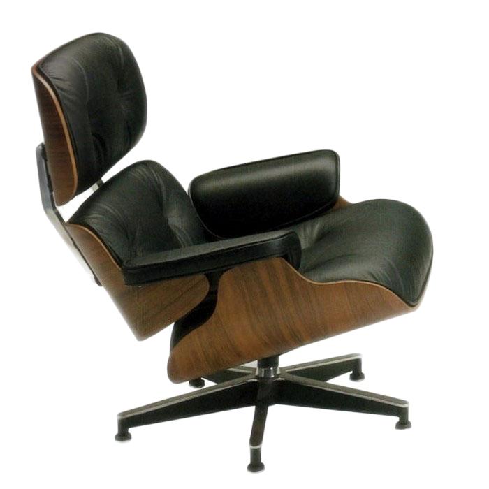 Alivar charles eames lounge chair poltrona design 4u store for Poltrona girevole design