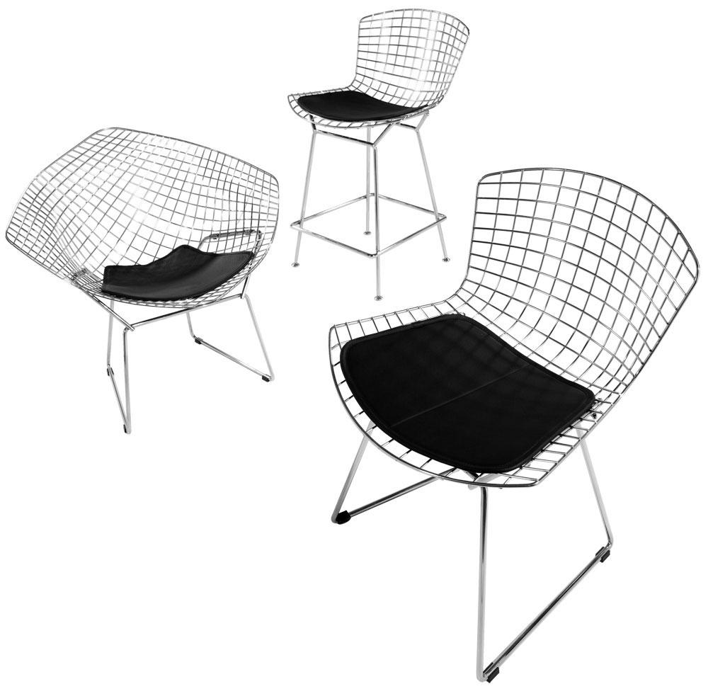 ALIVAR Bertoia sedia | DESIGN 4U STORE