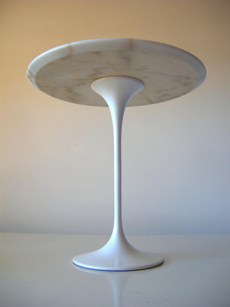 alivar saarinen tulip tavolino tavolino saarinen tulip rotondo ...