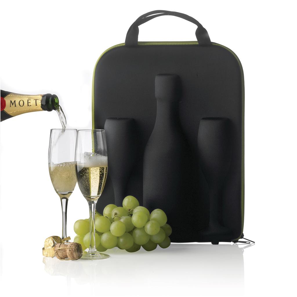xd design flute porta bottiglia champagne design 4u store. Black Bedroom Furniture Sets. Home Design Ideas