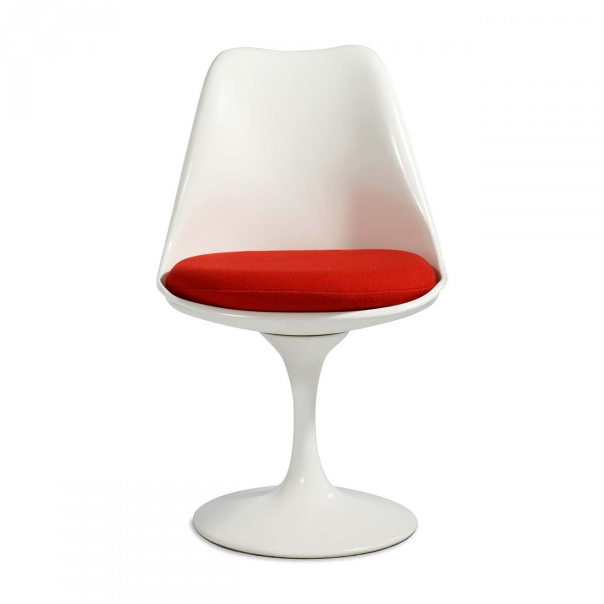 Alivar saarinen tulip chair sedia design 4u store - Sedia tulip knoll ...