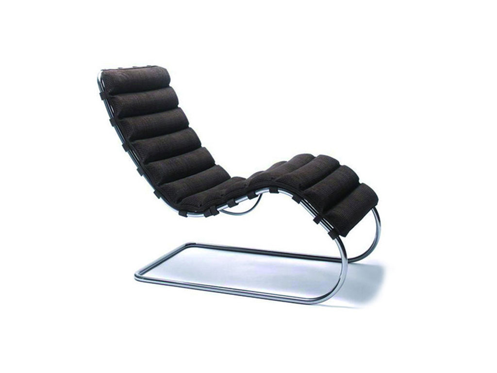 Poltrone Relax.Alivar Mies Van Der Rohe Poltrona Relax Design 4u Store