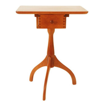 Alivar Shakers tavolino quadrato