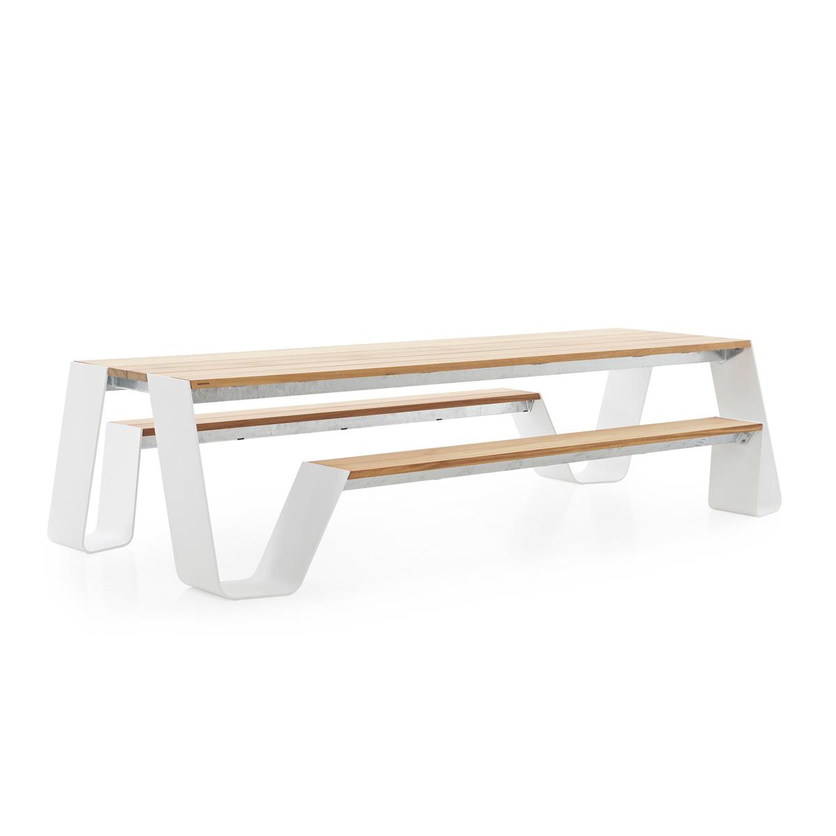 Hopper picnic tavolo