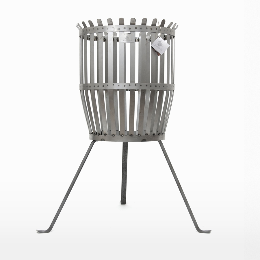 Roshults fire basket baron
