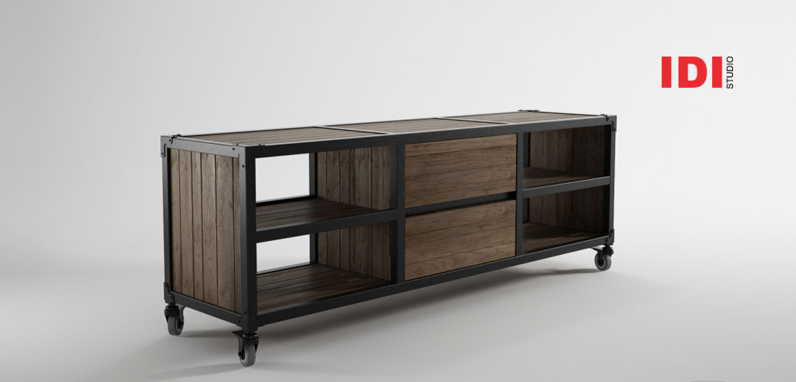 IDI Studio: i mobili che rispettano l