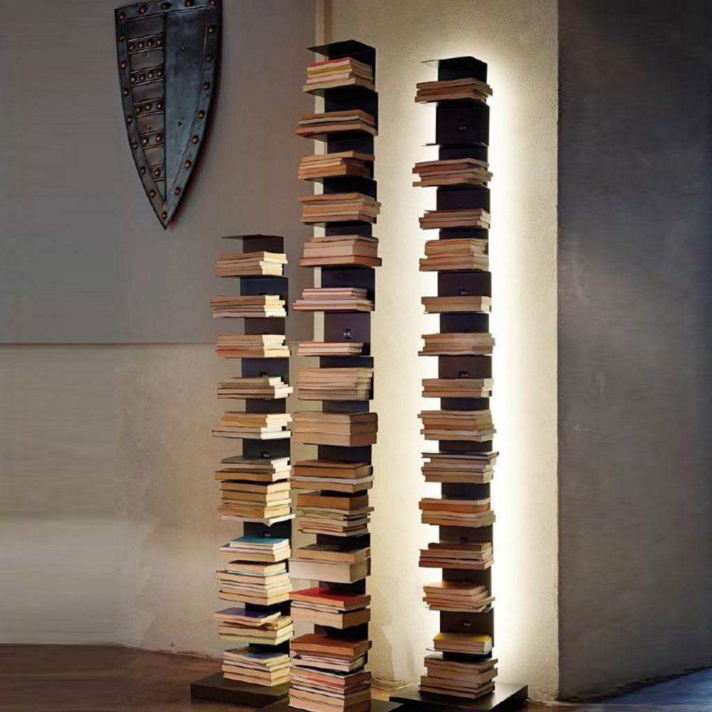 Libreria Verticale In Metallo.Opinion Ciatti Ptolomeo Luce Libreria Design 4u Store