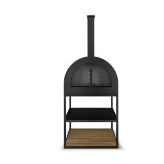 Roshults wood oven